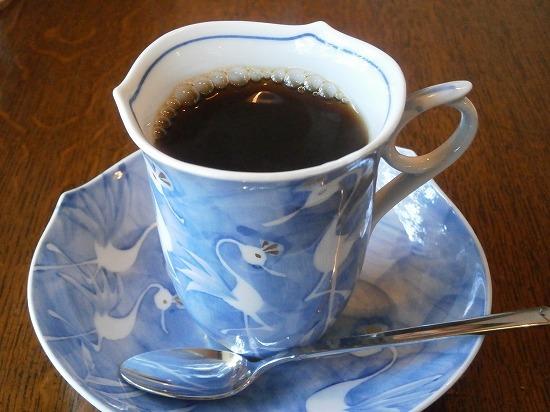 草木ブレンドコーヒー