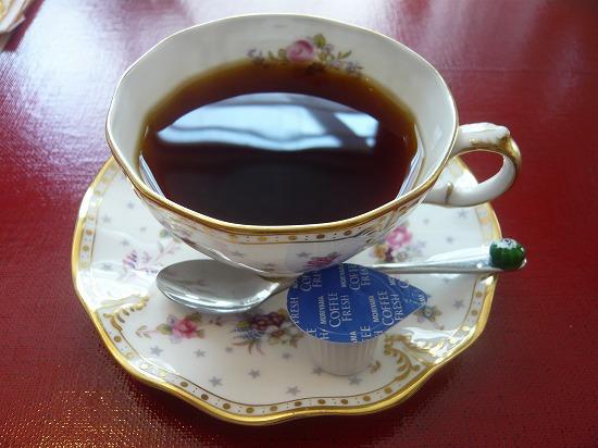 コーヒーは私好みのアメリカン♪~