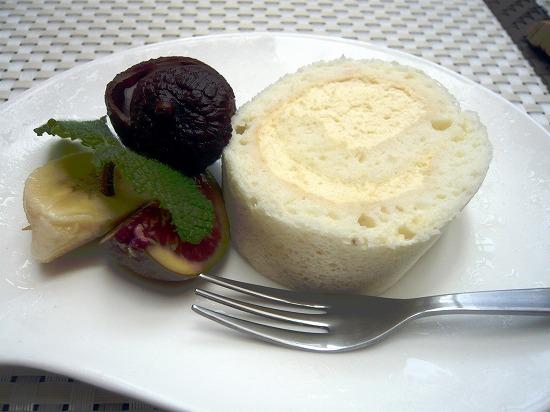 こちらはレモンケーキです。