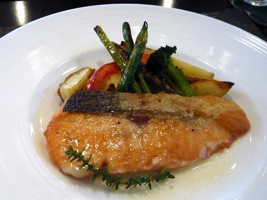 「本日のお魚」のメインのお魚