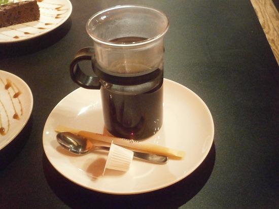 ホットコーヒーです。