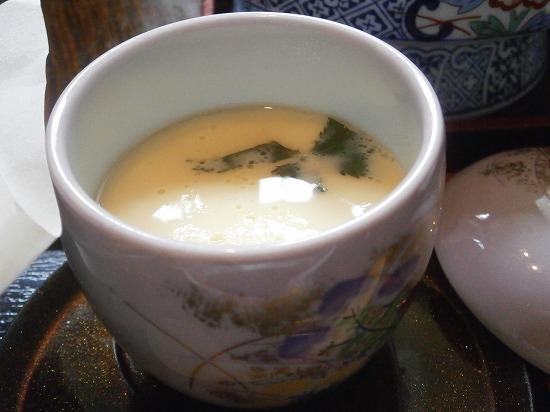 茶碗蒸しも付いていました。