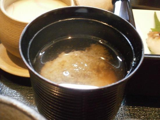とろろの味噌汁