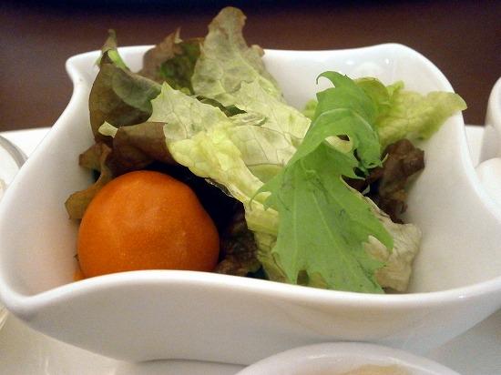 グリーンサラダです。