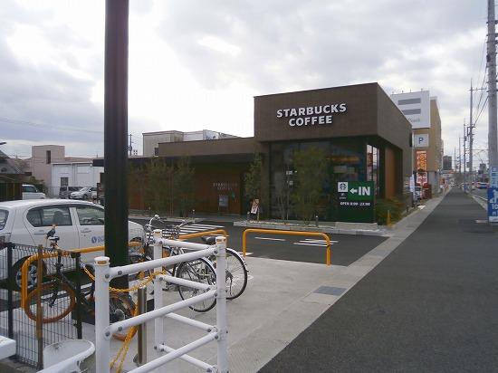 手前には自転車専用駐車場もあります。