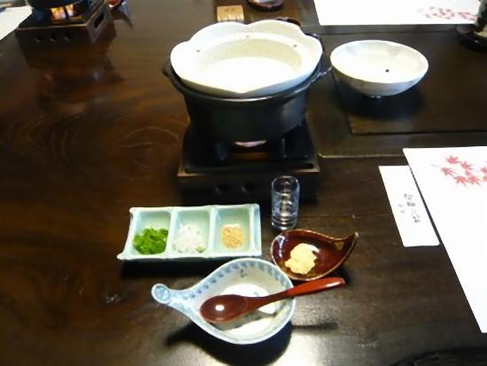 自分で豆腐を作ります。