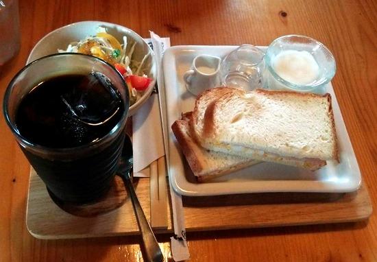 サンドセット500円