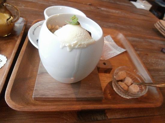 ミニパフェ+コーヒー