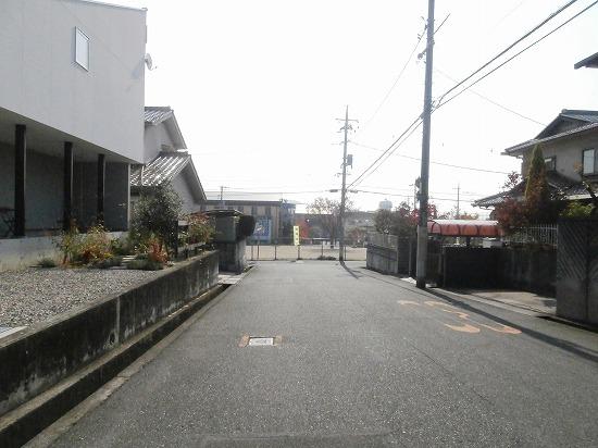 近所の環境