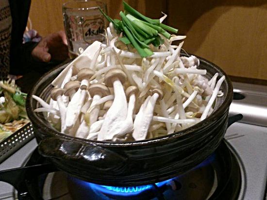 モツ鍋(二人前)