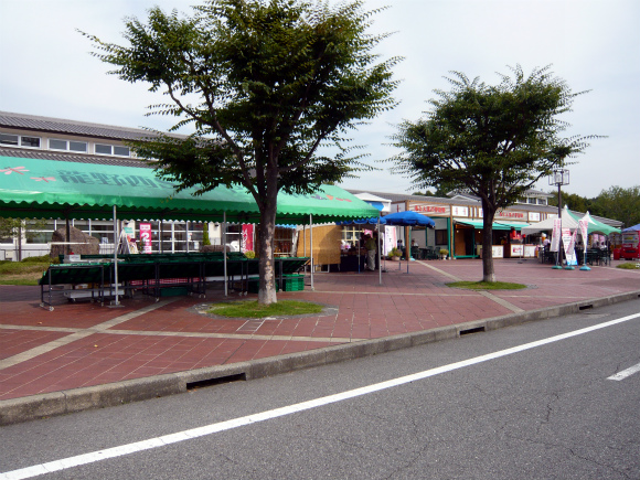 龍野西サービスエリア(上り線)