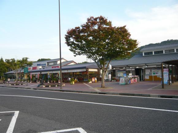 龍野西サービスエリア(下り線)