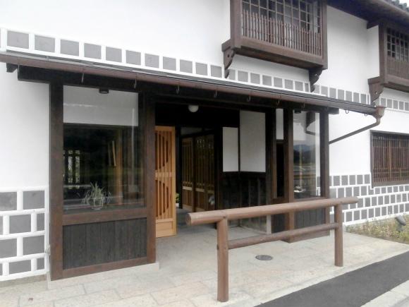 Cafe嵐山入口