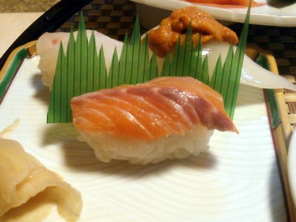 お寿司三品