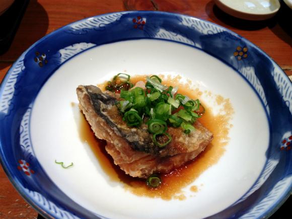 魚おろしポン酢