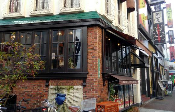 純喫茶ルナ元町店