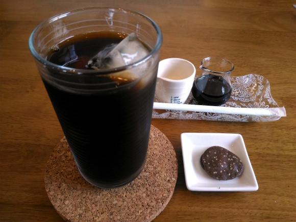 「アイスコーヒー」