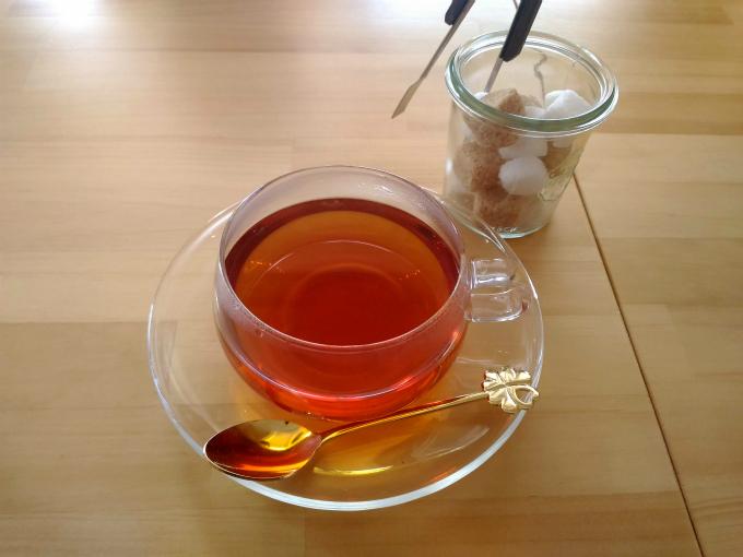 「紅茶」450円