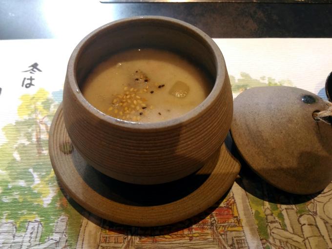 旬のスープ