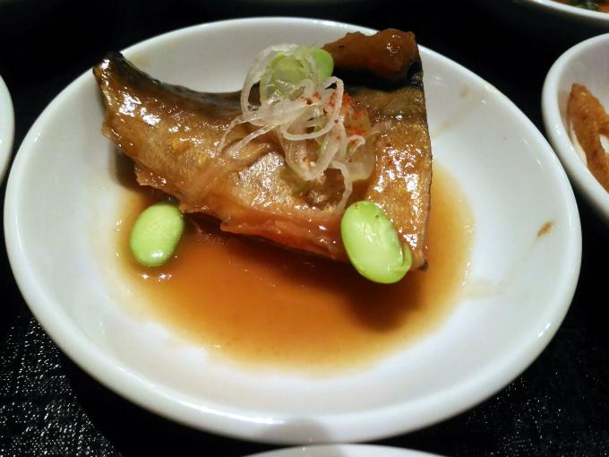 ・鯖の味噌煮