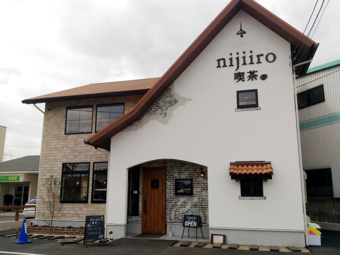 nijiiro喫茶。