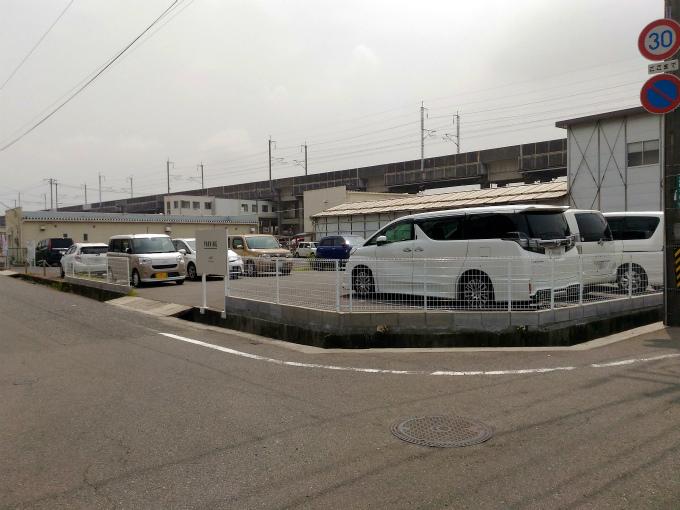 conoks-コノクス 駐車場