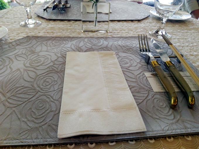テーブルセンター