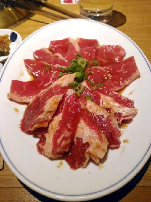 Wカルビランチお肉大盛