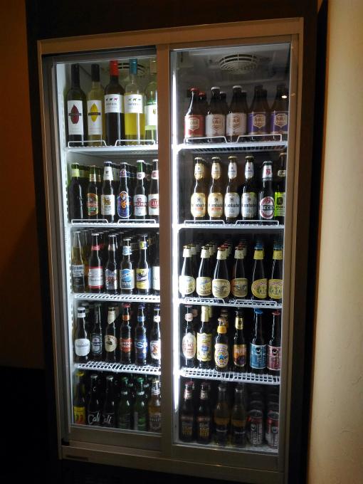 ビール冷蔵庫