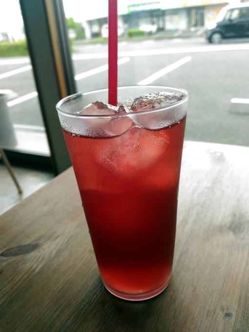 クランベリージュース