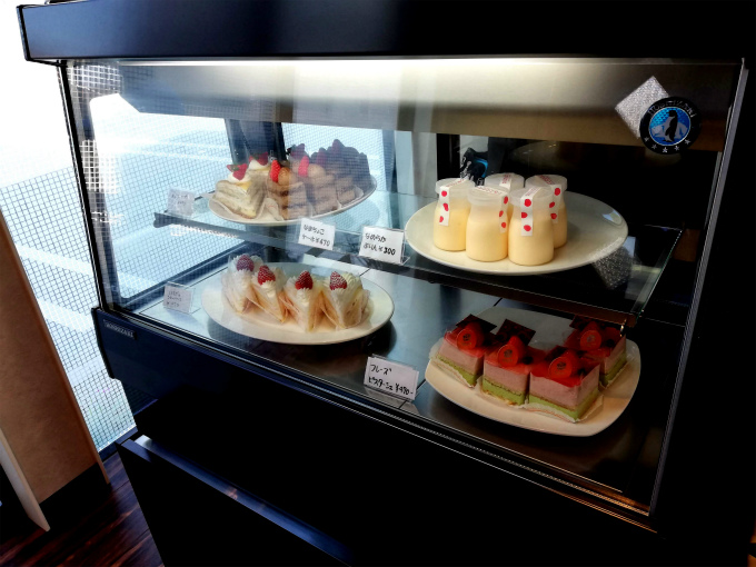 ケーキケース