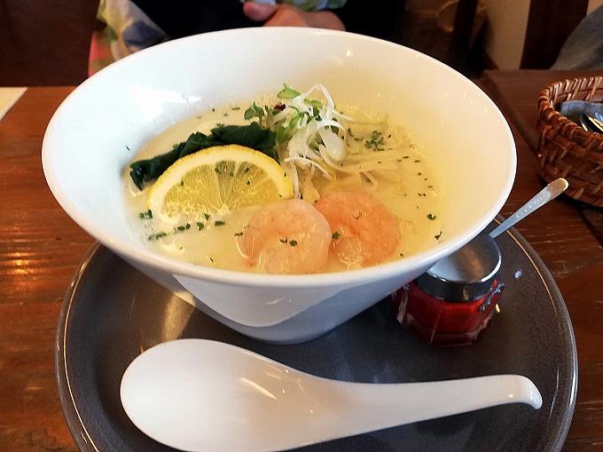 「美肌豆乳ヘルシースープ麺セット」1200円(税別)