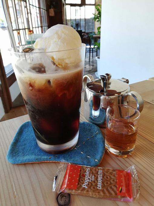コーヒーフロート