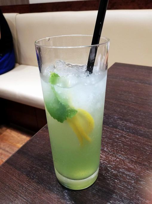 ソルティースパークリング レモン&グリーンアップル