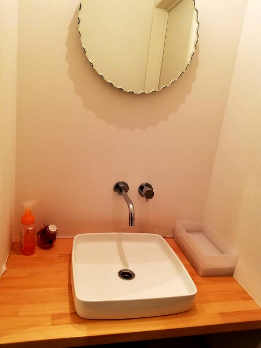 手洗いコナー