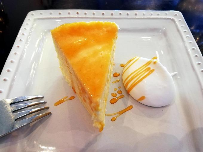 「濃厚チーズケーキ」230円