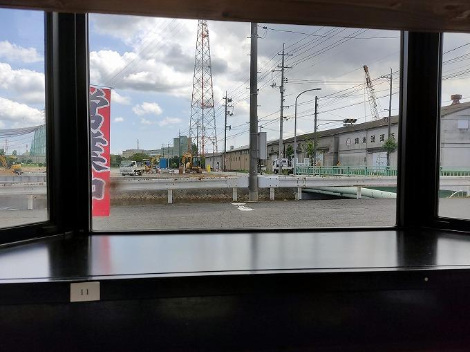 窓外の風景